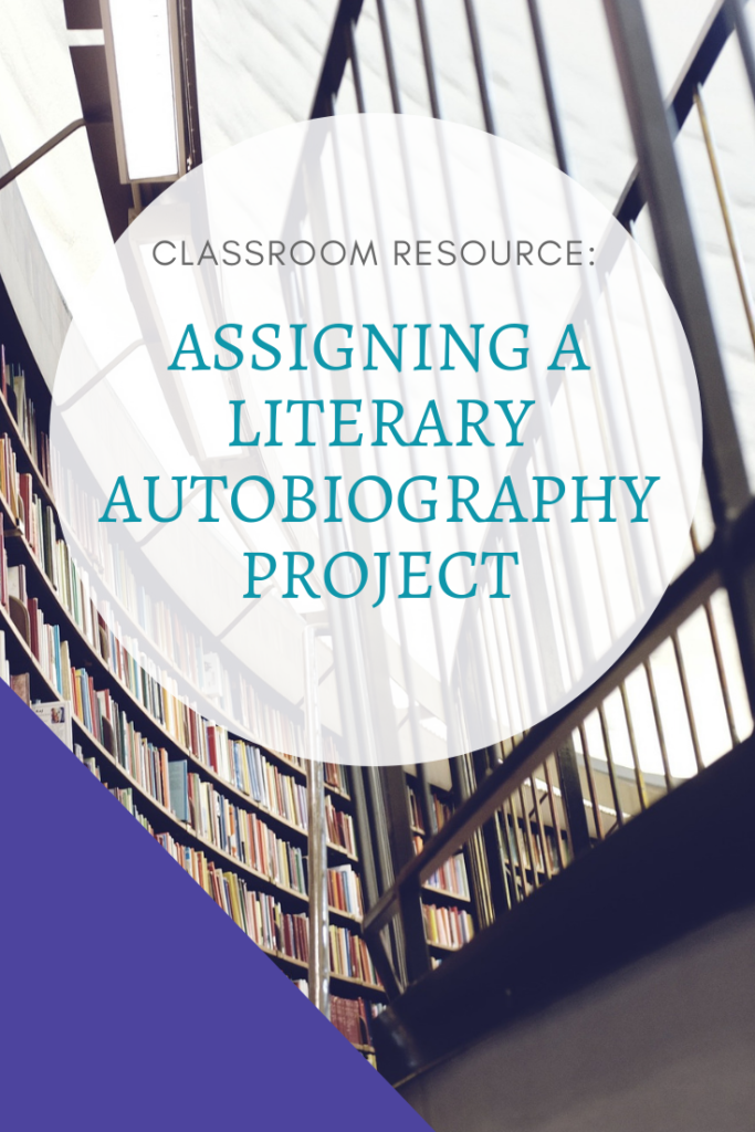 Want to get to know your students on an individual level ASAP? Don't have tons of time to devote to this goal in class? Start your class off right by assigning a short autobiography. Here's the exact approach I take to a literary autobiography assignment, though you can apply this activity in any class. #teach