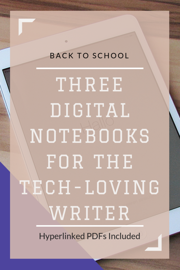 Looking for an easy-to-navigate digital notebook to use for your project planning, notes, ideas, doodles, and more? Here are three free digital notebooks to try out.