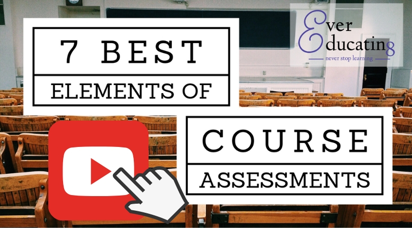 Design a Course Assessment