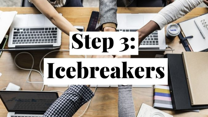 Successful Start: Icebreakers for College Students