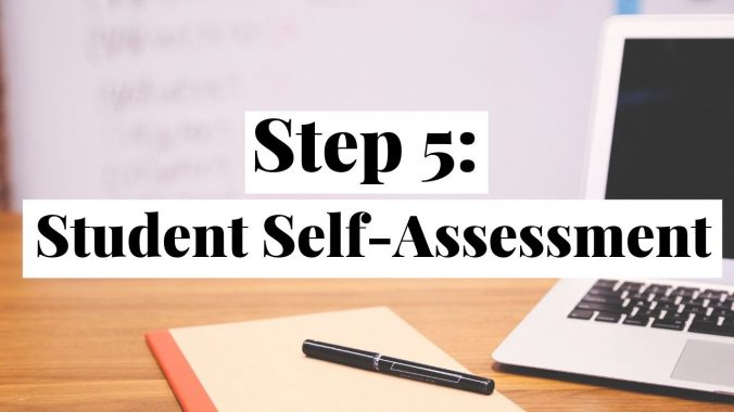 Successful Start: Student Expectations via a Student Self-Assessment