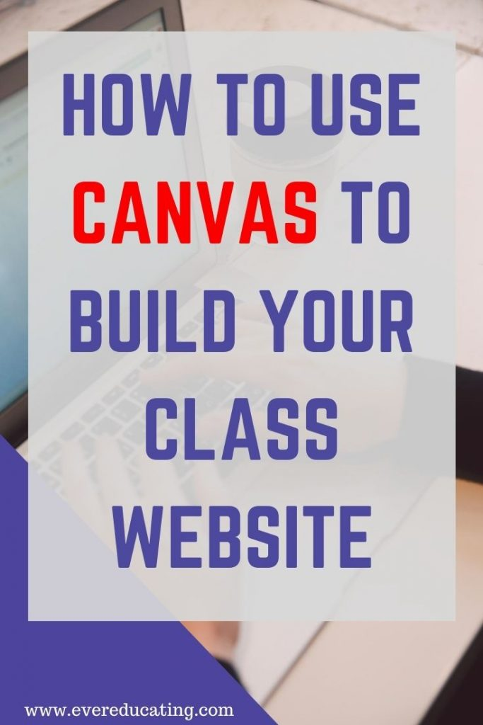 Here's a video tutorial series all about using Canvas to create your class website. Find out how to create pages, discussions, assignments, modules, and more. #highereducation #edtech