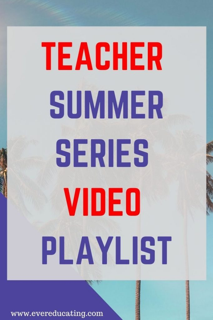 Here's a video playlist that can help teachers have the best summer ever. Not teaching? Take advantage of your break with these teacher summer tips.